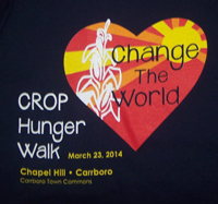CROP Walk 2014 - March 23