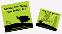 Edwinna and the Arktypes CD